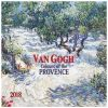 Kalendarz Van Gogh Colours of the Provence 2018 Calendar