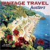 Kalendarz Plakaty Vintage Travel Posters 2018 Calendar