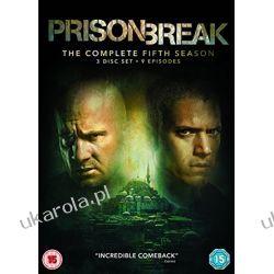 Skazany na Śmierć sezon 5 Prison Break: The Complete Fifth Season
