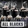 Kalendarz All Blacks 2018 Square Wall Calendar