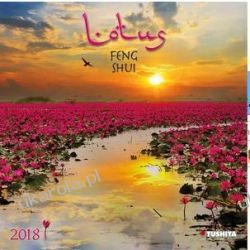 Kalendarz Lotus Feng Shui 2018 Calendar