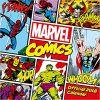 Kalendarz Marvel Comics Classic Official 2018 Calendar