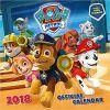 Kalendarz Psi Patrol Paw Patrol Official 2018 Calendar