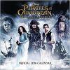 Kalendarz Pirates of the Caribbean Official 2018 Calendar Piraci z Karaibów