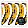 Kalendarz Andy Warhol 2018 Wall Calendar