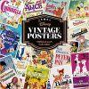 Kalendarz Disney Vintage Posters Official 2018 Calendar