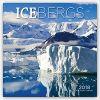 Kalendarz Góry Lodowe Icebergs 2018 Calendar