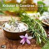 Kalendarz Zioła i przyprawy Herbs and Spices 2018 Calendar