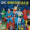 Kalendarz DC Comics Official 2018 Calendar