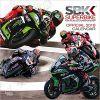 Kalendarz Motocykle World SBK Superbikes 2018 Wall Calendar