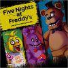 Kalendarz Five Nights at Freddys Official 2018 Calendar