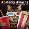Kalendarz Koty Acatemy Awards Wall Calendar 2018