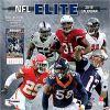 Kalendarz NFL Elite 2018 12x12 Wall Calendar