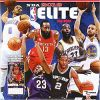Kalendarz NBA Elite 2018 Calendar Basketball koszykówka