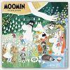 Kalendarz Moomin by Tove Jansson Wall Calendar 2019 (Art Calendar) muminki