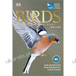 RSPB Birds of Britain and Europe (Rspb Guides)