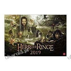 Kalendarz Władca Pierścieni The Lord of the Rings 2019 Calendar