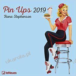 Kalendarz Pin Ups 2019 Calendar Dziewczyny Retro Girls