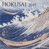 Kalendarz Hokusai 2019 Calendar