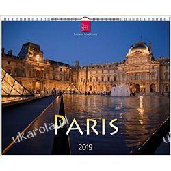 Kalendarz Paryż Paris 2019 Calendar
