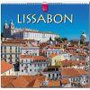 Kalendarz Lizbona Lisbon 2019 Calendar Portugalia