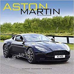 Kalendarz Aston Martin Calendar 2019 Cars
