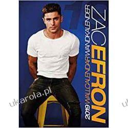 Kalendarz Zac Efron 2019 Calendar