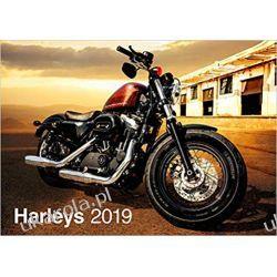 Kalendarz Harleye Harley Davidson 2019 Calendar