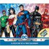 Kalendarz Biurkowy DC Comics 2019 Calendar