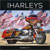 Kalendarz Harleye Harleys 2019 Calendar Motocykle