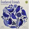 Kalendarz Feathered Friends 2019 Calendar