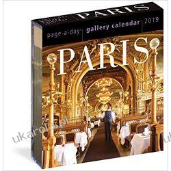 Kalendarz Paryż Paris Page-A-Day Gallery Calendar 2019