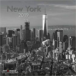 Kalendarz New York 2019 Calendar