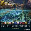 Kalendarz National Geographic Colourful World 2019 Calendar