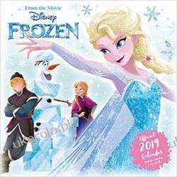 Kalendarz Kraina Lodu Disney Frozen Official 2019 Calendar