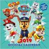 Kalendarz Psi Patrol Paw Patrol Official 2019 Calendar