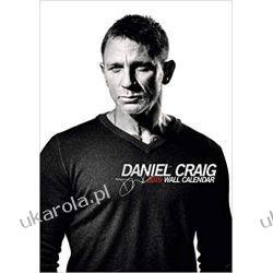 Kalendarz Daniel Craig 2019 Calendar James Bond