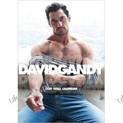 Kalendarz David Gandy 2019 Calendar