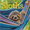 Kalendarz leniwce 2019 Sloths Wall Calendar