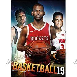 Kalendarz koszykarski Basketball 2019 NBA Calendar