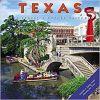 Kalendarz Texas 2019 Calendar Stany Zjednoczone Ameryka