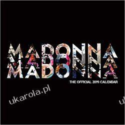 Kalendarz Madonna Official 2019 Calendar