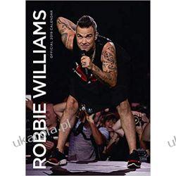Kalendarz Robbie Williams Official 2019 Calendar