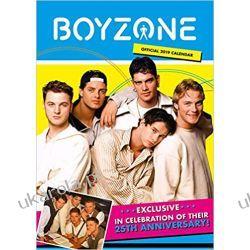 Kalendarz Boyzone Official 2019 Calendar