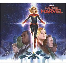 Marvel's Captain Marvel The Art of the Movie