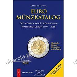 Euro Münzkatalog: Die Münzen der Europäischen Währungsunion 1999 - 2018