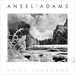 Ansel Adams 2020 Engagement Calendar