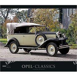 Opel-Classics 2020 - Oldtimer - Bildkalender (33,5 x 29) Calendar