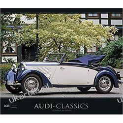 Audi - Classics 2020 Calendar