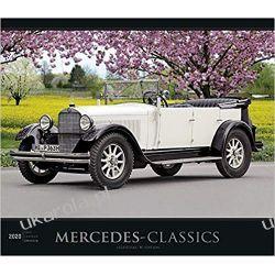 Mercedes - Classics 2020 Calendar
